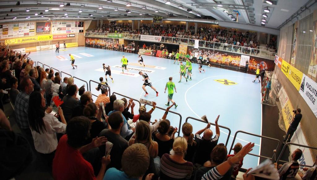 Handball Fivers WAT Margareten Halle