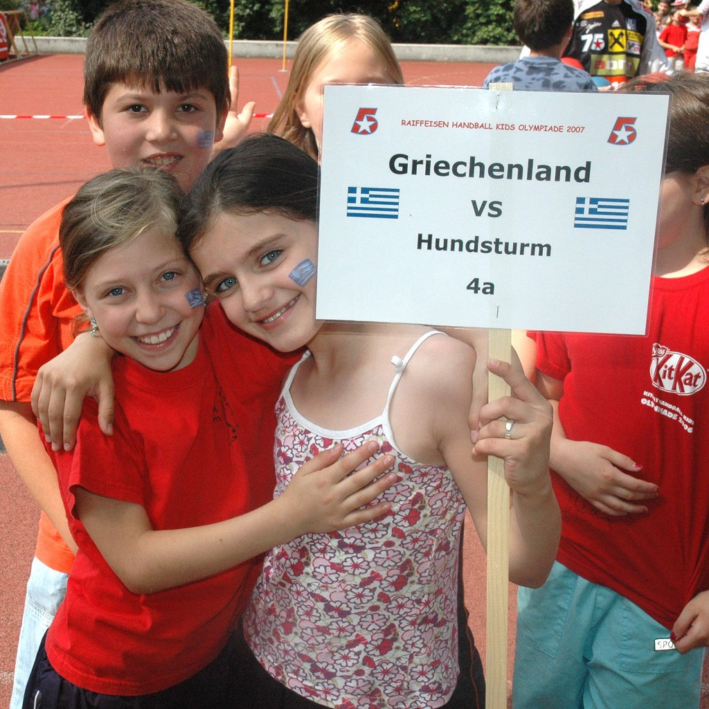 Kids Olympiade