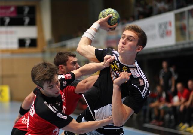 Handball, WAT Fivers Margereten - Schwaz