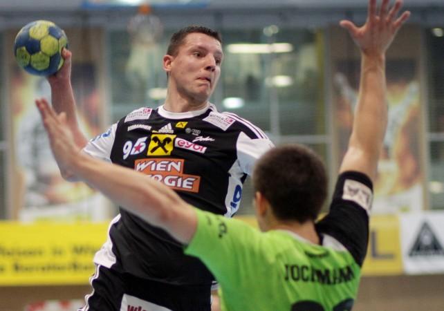 Handball , Raiffeisen Fivers - Westwien
