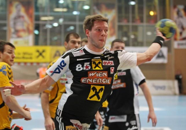 Handball, WAT Fivers Margereten - Bregenz Handball