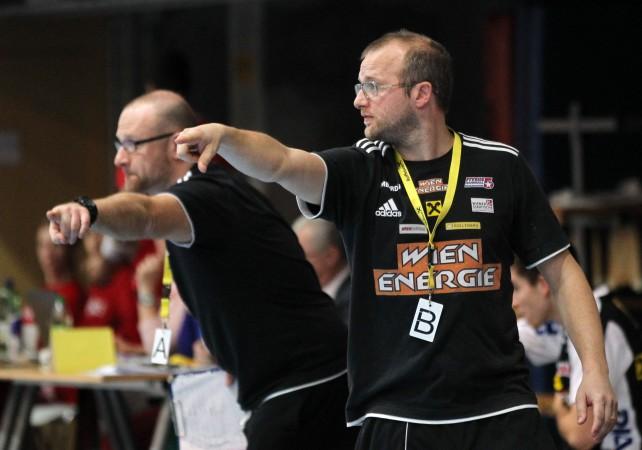 Handball, WAT Fivers Margereten - Alpla HC Hard