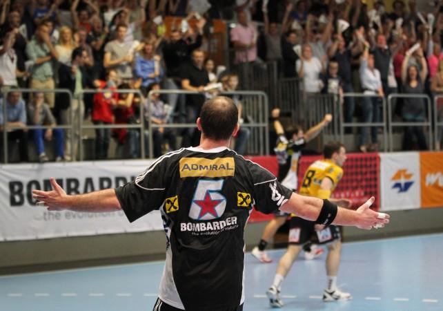 Handball, Fivers - Bregenz