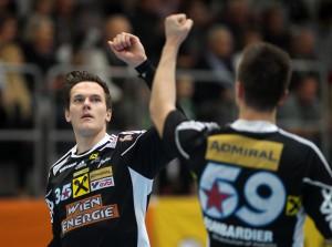 Handball, Fivers WAT Margareten - Alpla HC Hard
