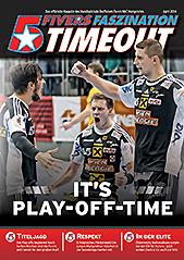 Timeout-Cover April Ausgabe 2014