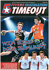 Timeout-Cover Oktober 2014