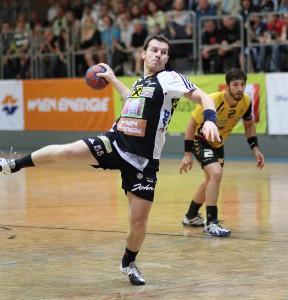 Handball, aon Fivers - A1 Bregenz