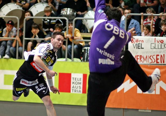 Handball, HLA, Fivers - Bregenz