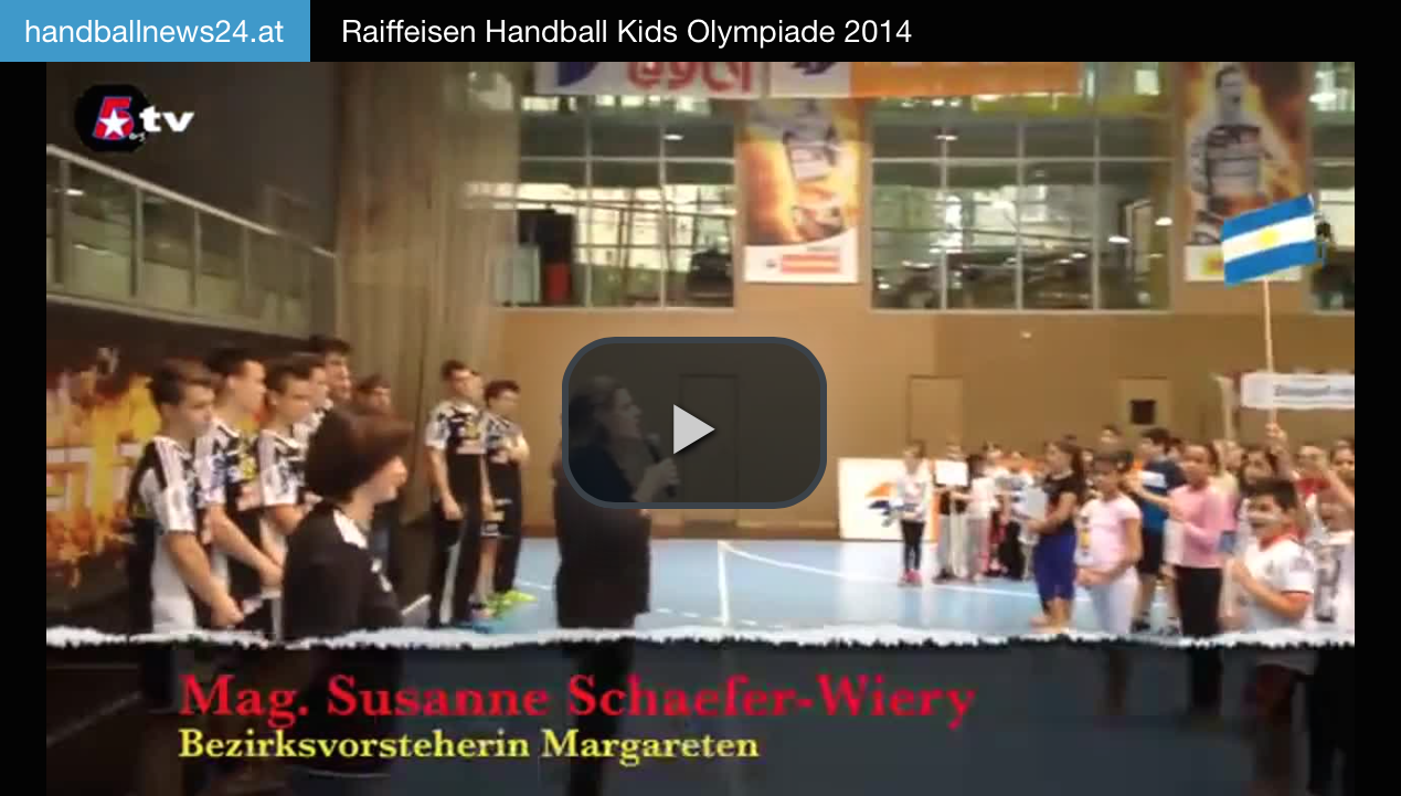 KIds Olympiade 2014 auf tv.fivers.at