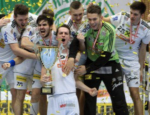 Handball , Fivers Margareten - Bregenz