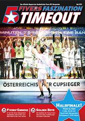 TIMEOUT Frühajrsausgabe 2015 - Cover für Homepage