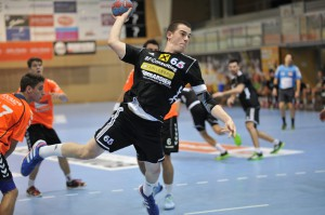 Schweiger Vincent - Fotocredit Fivers Handball, Jonas