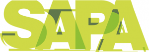 Logo vom Lokal SAPA (bunt) - Sponsor U13-Staatsmeisterschaft