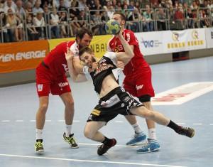 Handball, Raiffeisen Fivers - Alpla HC Hard