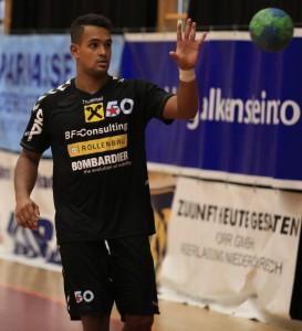 Adonis Gonzalez -  HBA FIVERS - honorarfreis Foto (Fivers Handball_Jonas)