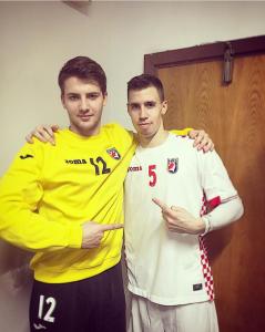 Ivan Martinovic_Saison 2015-16_Nationalteam für Kroatien_Foto Ivan Instagram