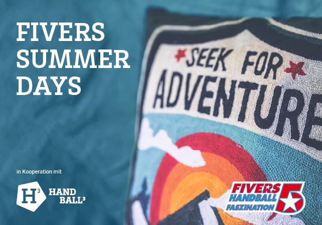 FIVERS SUMMER DAYS_Banner_Homepage 642x450_weisse Schrift & FIVERS-Logo