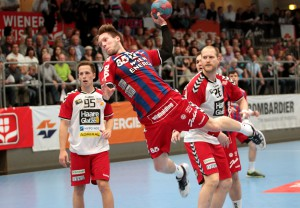 Handball , Fivers Margareten - Krems