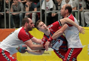 Handball , Fivers Margareten - Krems