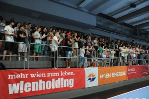2016-06-05 - U18-Staatsmeister_Fans Hollgasse_Foto Lechner