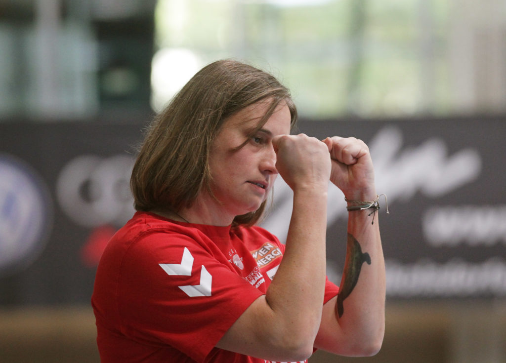 Sandra Zapletal, FIVERS-Coach