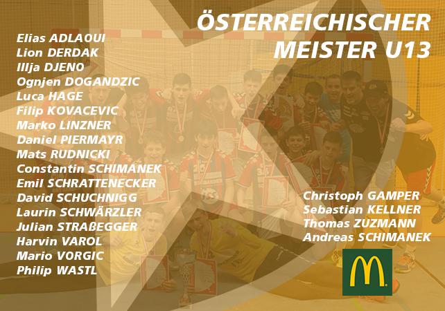 ÖMSU13_Siegerkader2018