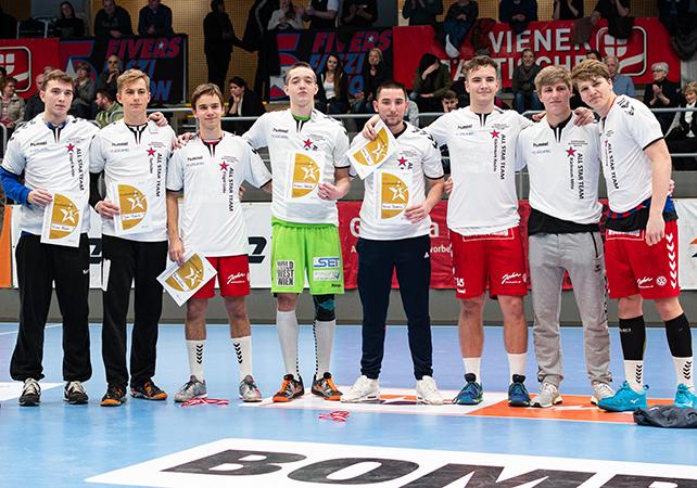 ALLSTAR-Team ÖMS U18
