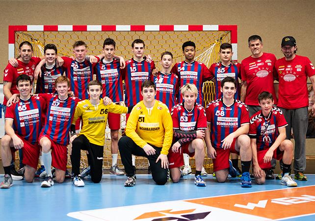 1819_U15 Team_Wiener Meister