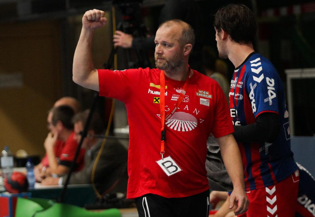 21.12.2018 Handball, HLA, Wien, Hollgasse, Fivers - Schwaz, Peter Eckl , Copyright DIENER / Philipp Schalber