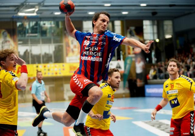 14.05.2019 Handball, HLA, Wien, Hollgasse, Fivers - Graz, Markus Kolar  , Copyright DIENER / Philipp Schalber