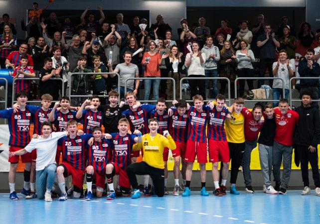 U16 Team_Wr Meister1819