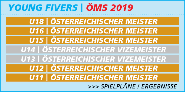YOUNG FIVERS - ÖMS 2019