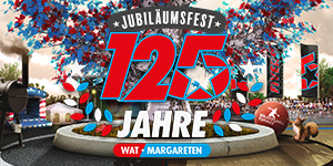 22. September - 125 Jahre Jubiläumsfest