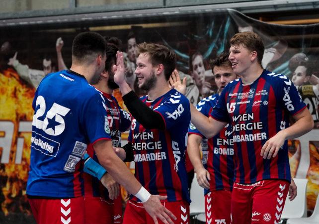 Handball, Fivers - Graz