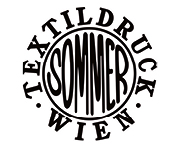Textildruck Sommer