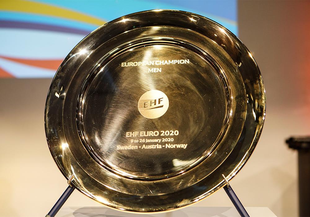 28.06.2019, Handball, OEHB, EHF, Euro 2020 Auslosung, Wien, Erste Bank Campus,   Copyright DIENER / Eva Manhart