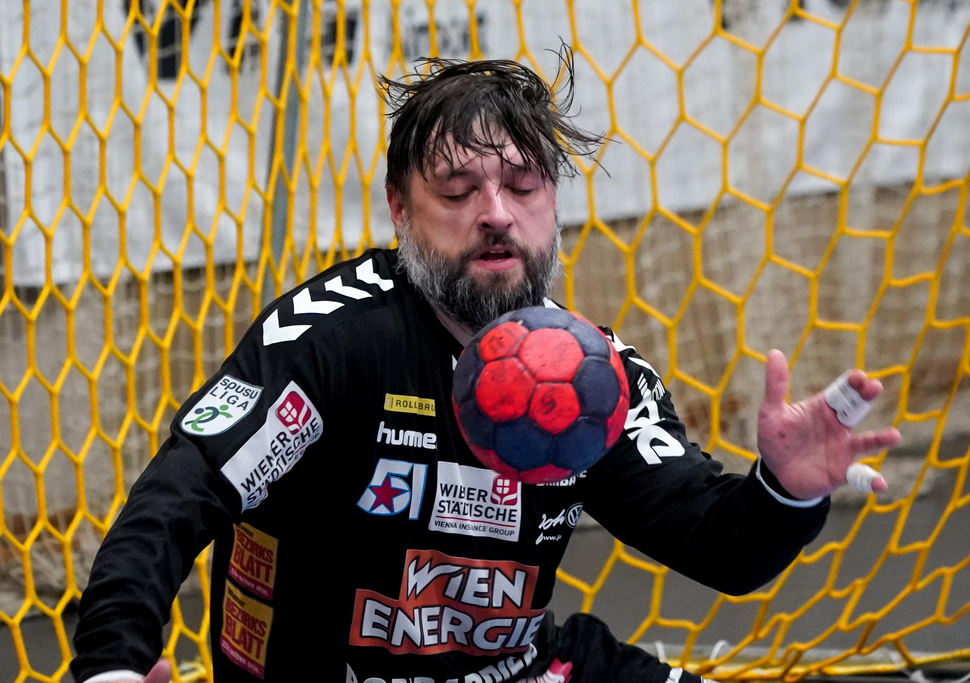 15.12.2019 Handball, HLA, Wien, Hollgasse, Fivers - Ferlach, Wolfgang Filzwieser , Copyright DIENER / Philipp Schalber