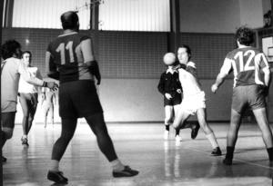 03 Lanc als Minister Handball