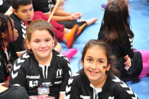 RAIFFEISEN HANDBALL KIDS OLYMPIADE 2016